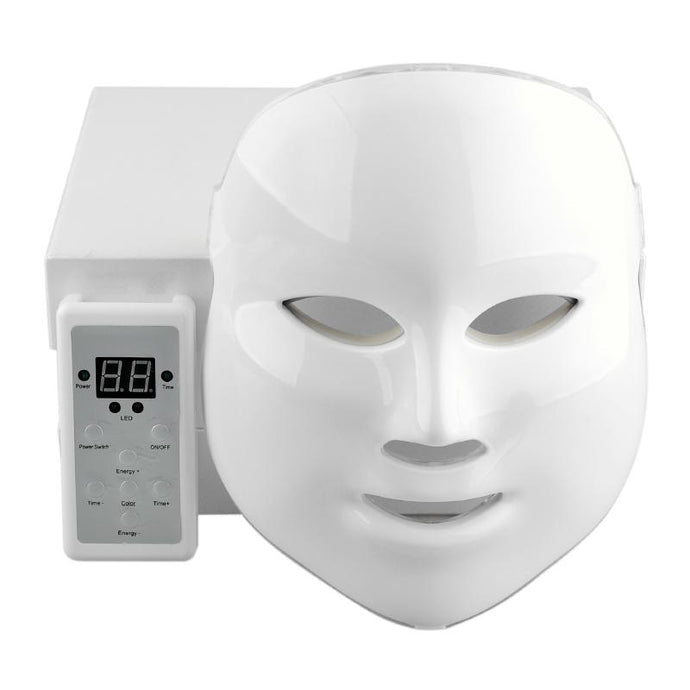 Inc. Beauty 7-Colour LED Photon Therapy Face Mask