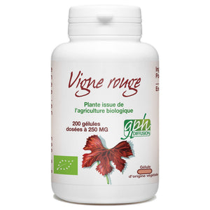 Vigne rouge BIO 400mg