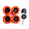 80mm wheels kit
