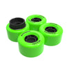 Leafboard- Complete Replacement wheels 72mm