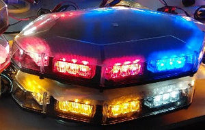 Emergency Vehicle Lighting Features