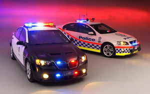 Emergency Vehicle Light Overview