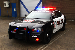Why do emergency vehicles use Blue & Red lights?