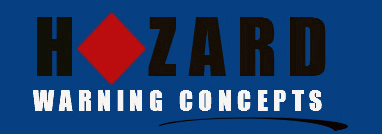 hazard warning concepts