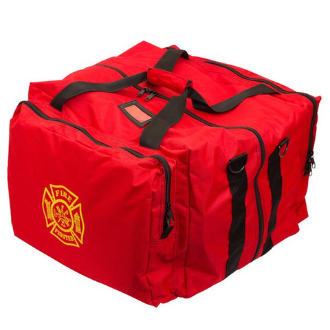 Fire Fighter Gear Bag -Red