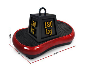 Vibration fitness machine