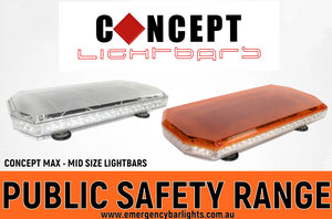 Concept Max Mid size Light bar