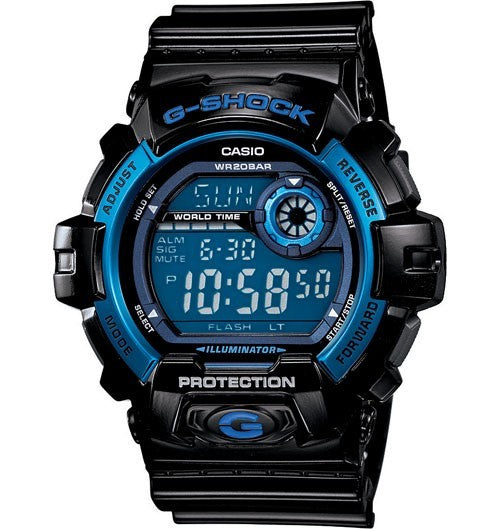 CASIO G-SHOCK MENS WATCH G-8900A