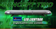 Concept Trio color light bar