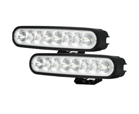 Pair 7 inch 80w CREE LED Driving Light Bar