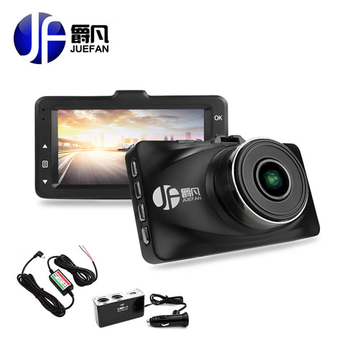 JUEFAN high quality car dvr camera Novatek 96655 dash cam full hd 1080p auto camera 3.0 inch blackbox Parking monitoring dashcam