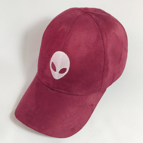 Fashion Snapback Aliens Cap