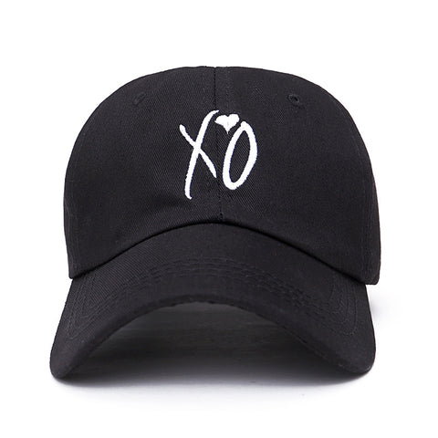 Fashion Adjustable XO Cap