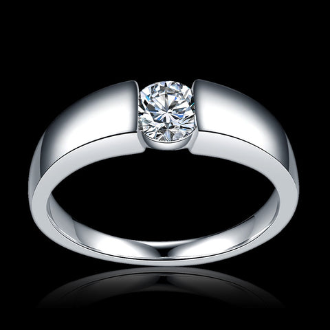 Luxury Unisex Wedding Ring