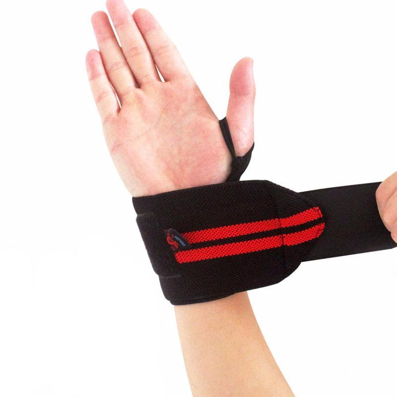 Weight Lifting Safety Wristband