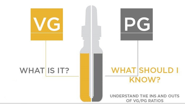 Vape Juice - What Is PG And VG?