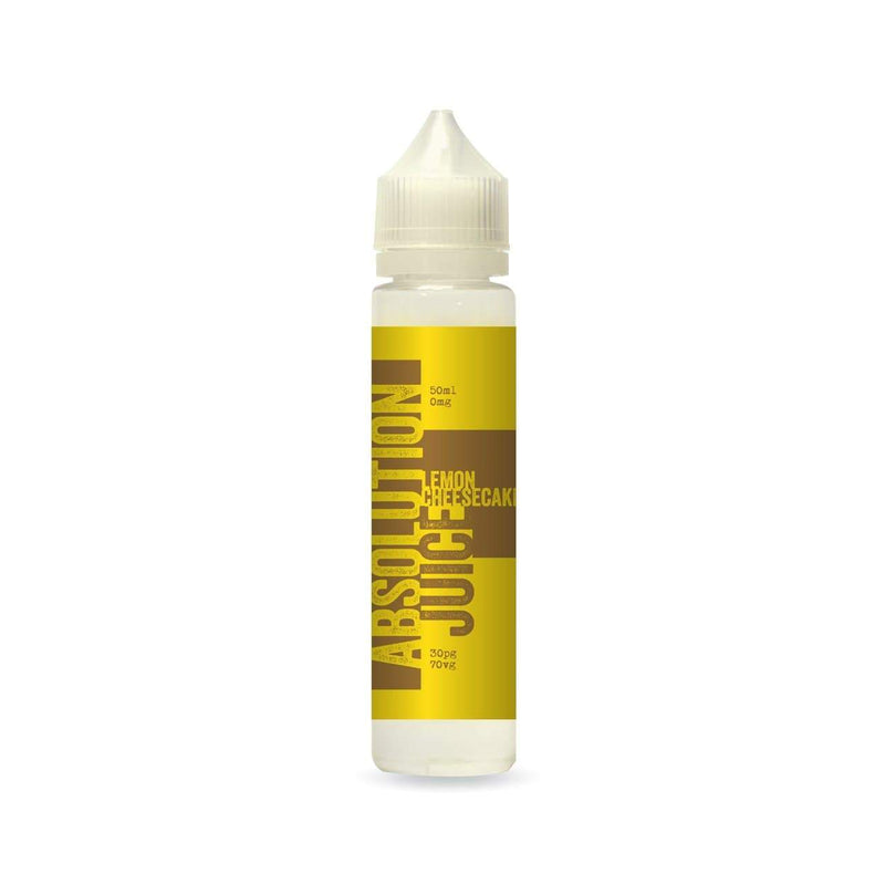 Absolution ABSOLUTION JUICE - 50ML SHORTFILL - LEMON CHEESECAKE