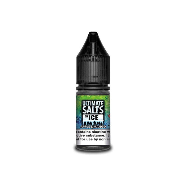Ultimate Salts Apple & Mango Ice By Ultimate Salts - Nicotine Salt 10ml