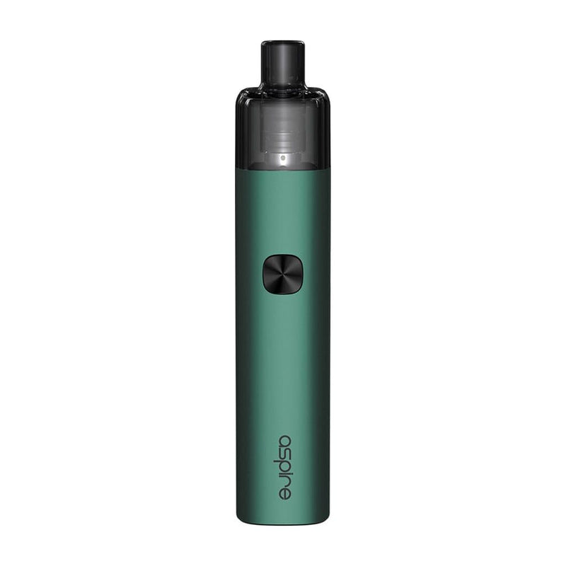 Aspire Hunter Green Aspire AVP Cube Pod Kit