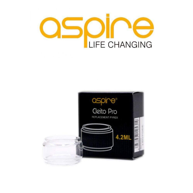 Aspire Aspire Cleito Pro Replacement Glass Bubble