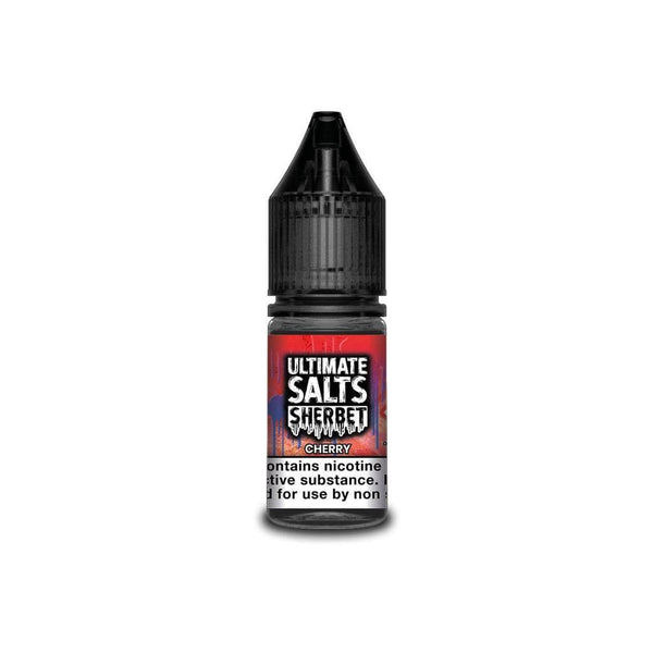 Ultimate Salts Cherry Sherbet By Ultimate Salts - Nicotine Salt 10ml