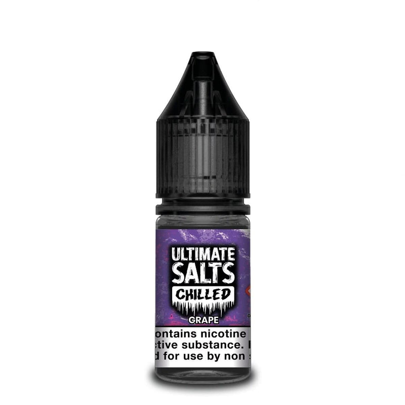 Ultimate Salts Chilled Grape By Ultimate Salts - Nicotine Salt 10ml