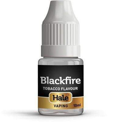 HALE HALE 10ml E-Liquid - Blackfire - Tobacco Series