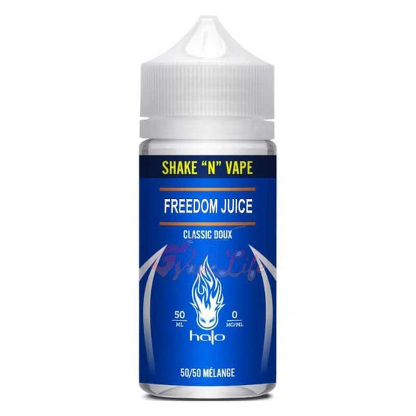 HALO Halo Shortfills 50ml Eliquid - Freedom Juice