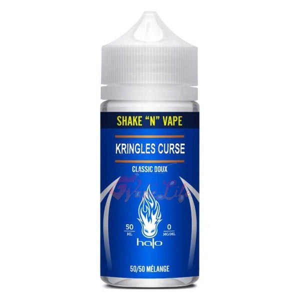 HALO Halo Shortfills 50ml Eliquid - Kringles Curse