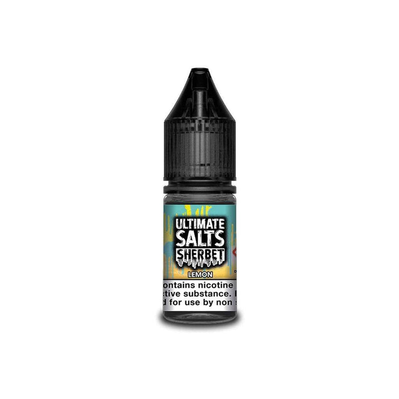 Ultimate Salts Lemon Sherbet By Ultimate Salts - Nicotine Salt 10ml