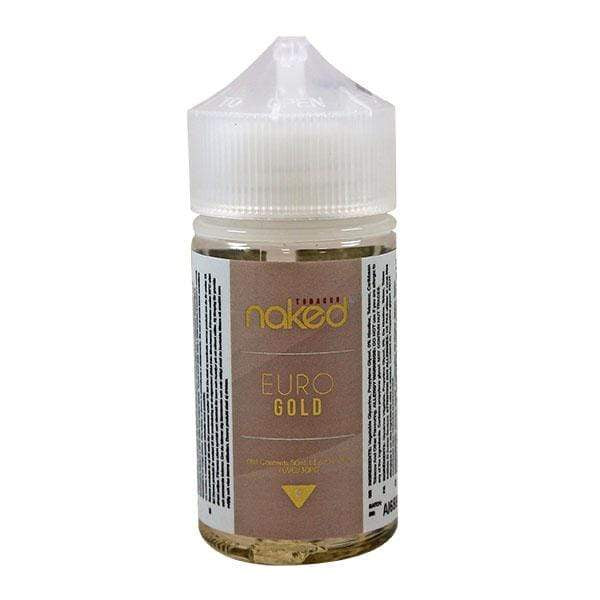 Naked 100 NAKED 100 E-Liquid 50ml Shortfill - Euro Gold