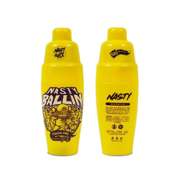 Nasty Juice NASTY BALLIN 50ml Short fill - Passion Killa - Tropical Fruit