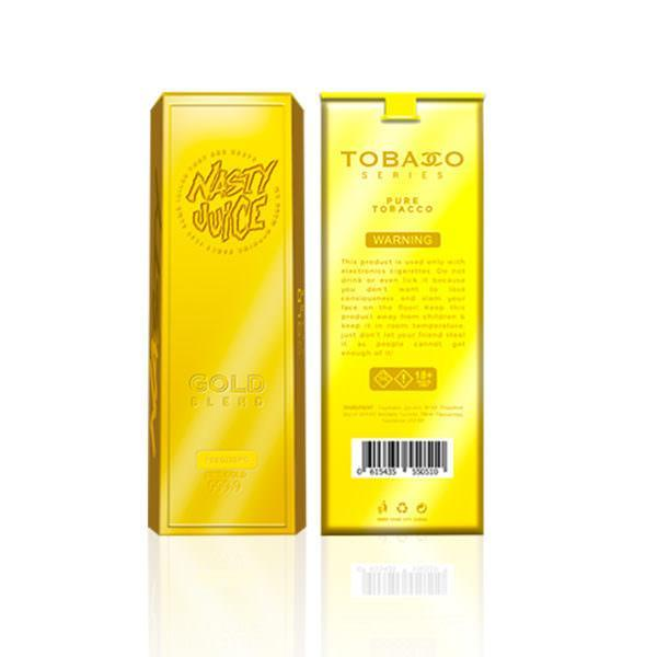 Nasty Juice Nasty Juice Gold Blend 50ml Tobacco Series