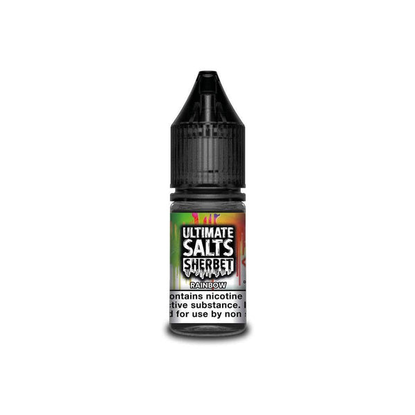 Ultimate Salts Rainbow Sherbet By Ultimate Salts - Nicotine Salt 10ml