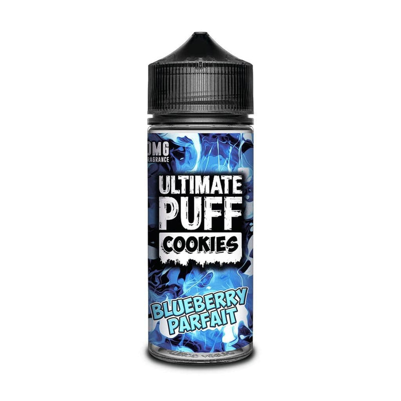Ultimate Puff Ultimate Puff Blueberry Parfait Cookies - 100ml Shortfill Eliquid