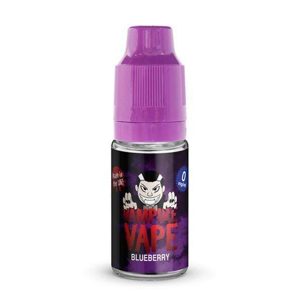 Vampire Vape Vampire Vape 10ml E-Liquid - Blueberry