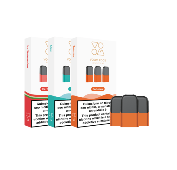 VOOM Voom Replacement Pods 3 Pack