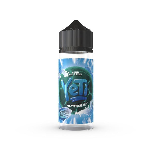 Yeti YeTi Blizzard Blueberry - 100ml Shortfill E-Liquid
