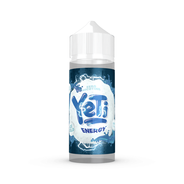 Yeti Yeti Shortfills E-Liquid - Energy Ice