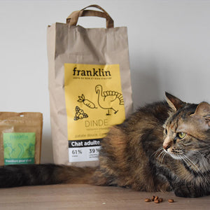 Friandises-chat volaille Bio france