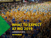 Happening now.. What to expect in Rio Carnival 2019?