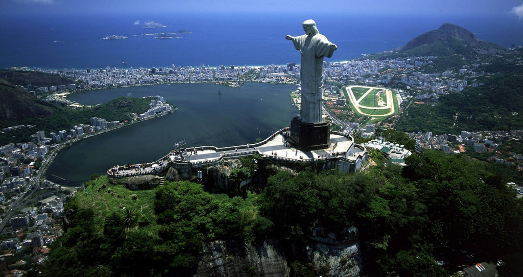 Tourism In Brazil corcovado