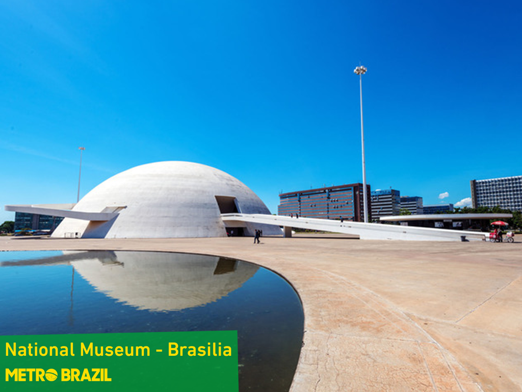 National Museum – Brasilia