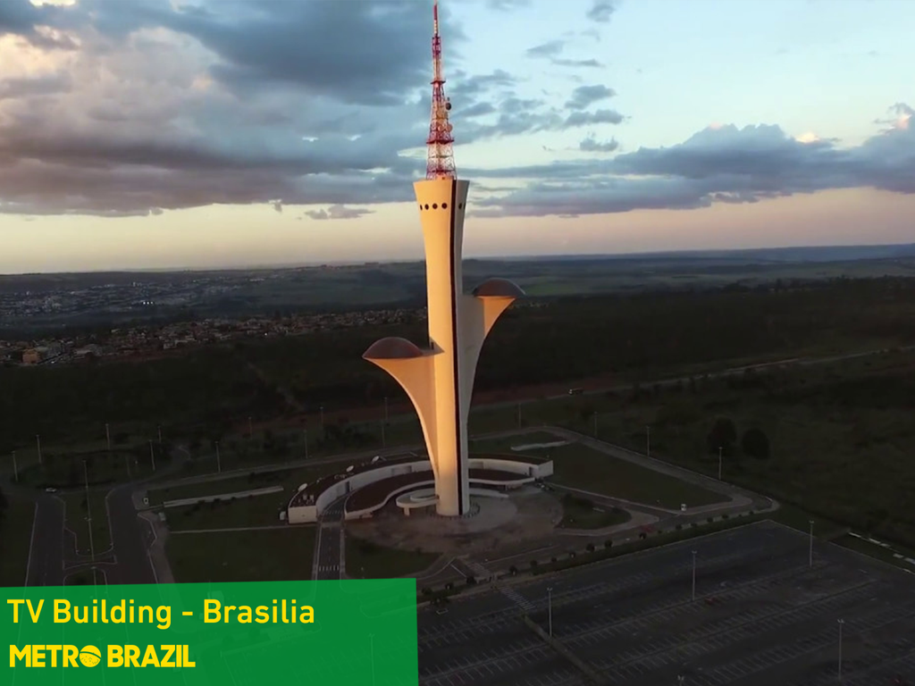 Digital TV Building - Brasilia