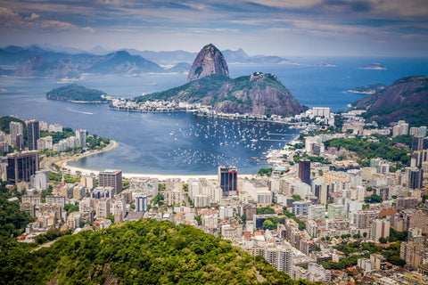 Work and investment in Brazil, tourism in Brazil