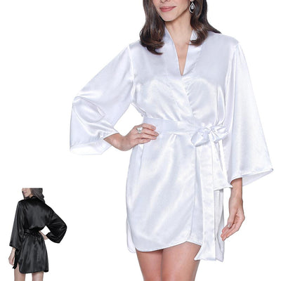 Short Robe by Fruit De La Passion Luxury Lingerie - Metro Brazil
