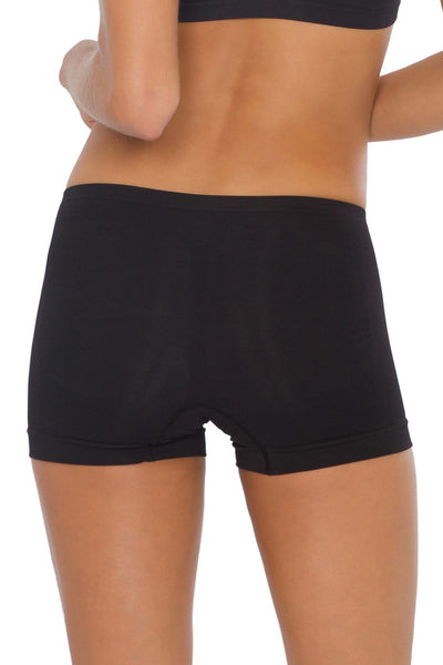 BASIC Soft Compression boyshorts Boxer Panties