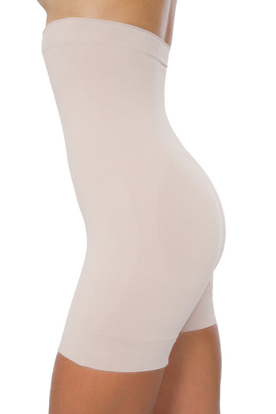 High-Waist Body Corset Short with Emana Technology