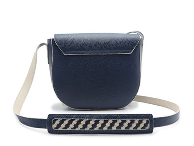 Arezzo Luana Medium Crossbody Bag - Blue