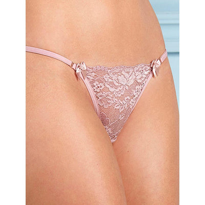 Toujours Passion String Panties by Fruit De La Passion Luxury Lingerie - Metro Brazil
